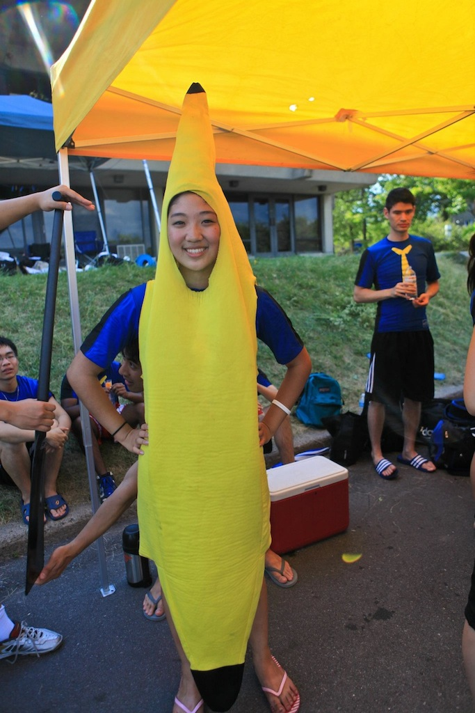 Banana Suit is back! � BananaShip Dragon Boat Club